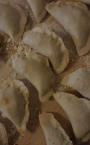 Hopknipsade ostekta dumplings of awesome